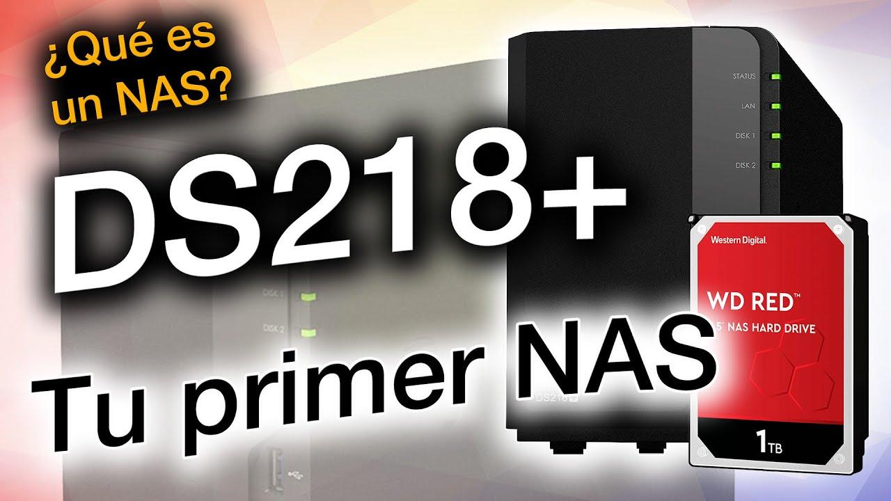 NAS DS218+ para tu mac: primeros pasos y configuración