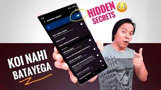 Download Developer Options : 10 Secret Hidden Android Smartphone Settings ⚡️⚡