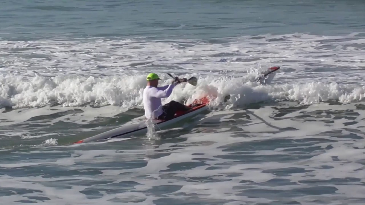 Icon Hydrus Elite And GT Surf Ski Video