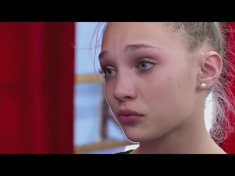 Dance Moms - Abby makes Maddie and Kendall Cry (Season 5.5 Episode 4)