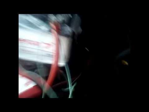 Заводим форд транзит с нерабочей свечей накала
