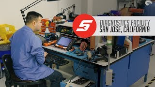 San Jose, California Facility | Pride in Manufacturing | Snap-on Tools