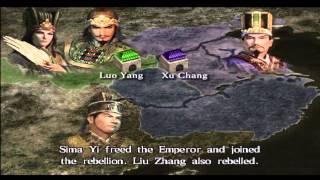 Dynasty Tactics - Cao Cao Saga - Wei - Heroes Divided