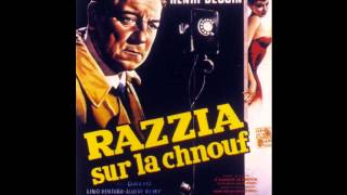 razzia sur la chnouf ( le nantais la nuit marc lanjean 1955