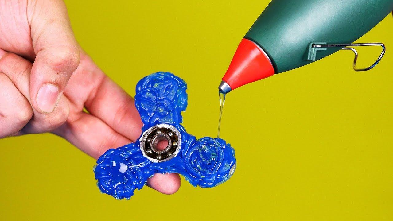 3 Ways To Make Fidget Spinner