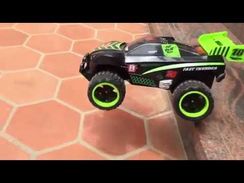ultimate RC car action in slow motion