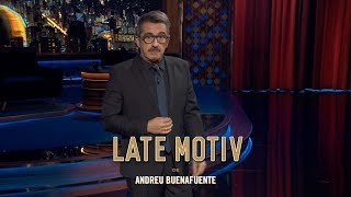 LATE MOTIV - Monólogo. Apollo 13 | #LateMotiv601