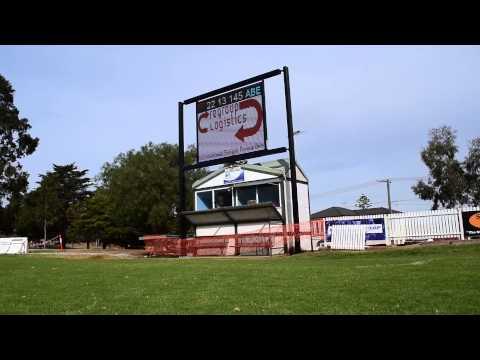 Electronic Signage Australia - Video Boards Sponsor Advertising