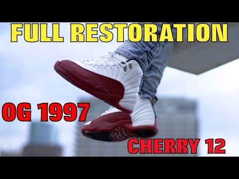 OG 1997 CHERRY 12 FULL RESTORATION!!!