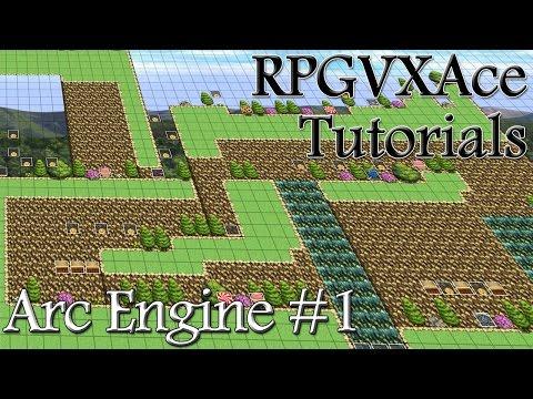 Arc Engine Tutorial 01 - RPGVXAce Tutorials