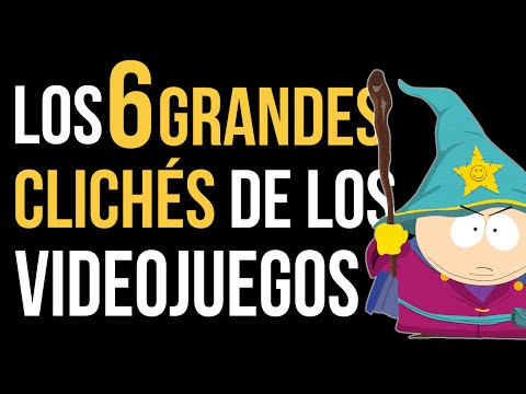 Los 6 GRANDES CLICHÉS De Los Videojuegos!