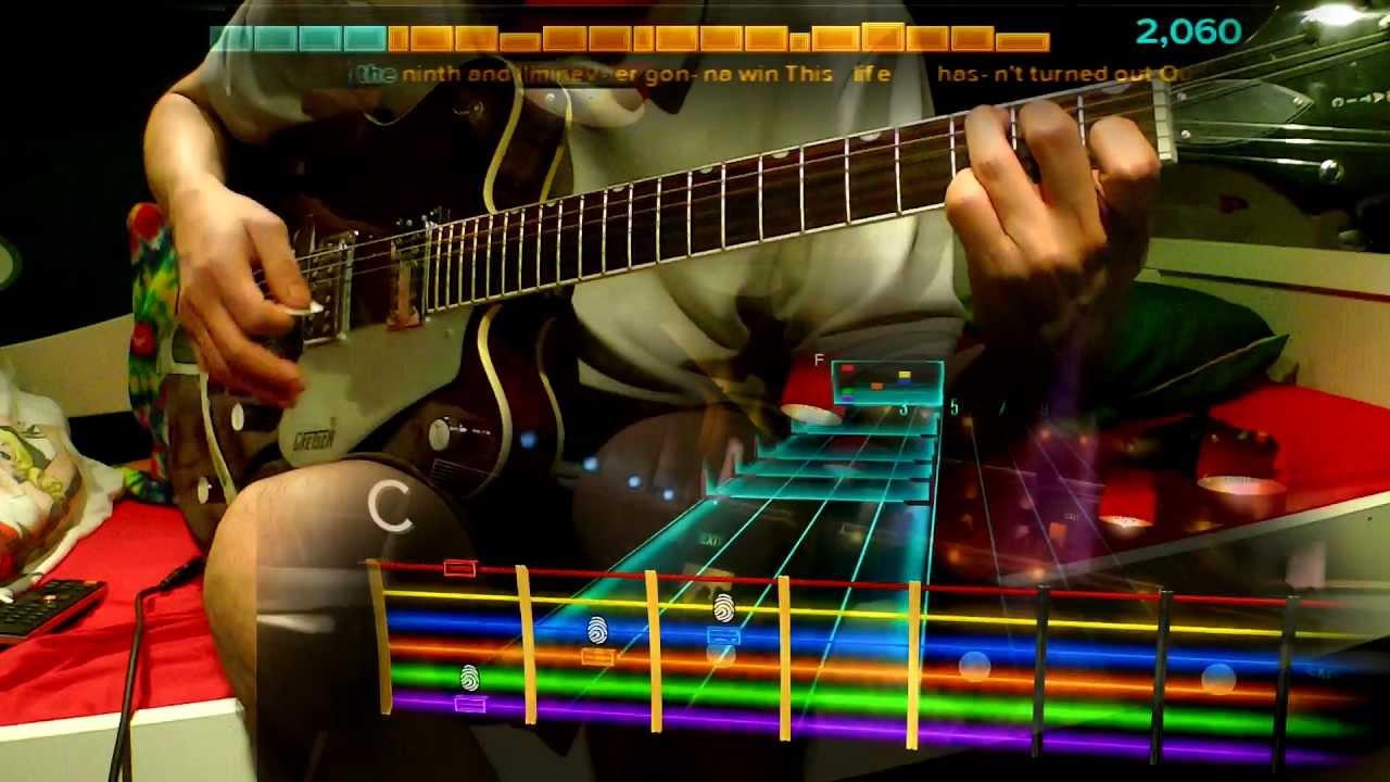Rockstar Nickelback Rocksmith Mastered Combochord Youtube