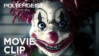 "Poltergeist | ""Clown Attack"" Clip [HD] 
