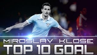 Download Video Miroslav Klose: Top 10 Goals - HD MP3 3GP MP4