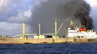 Cargo Ship Accidents In India - Ship Crash Sinking In India