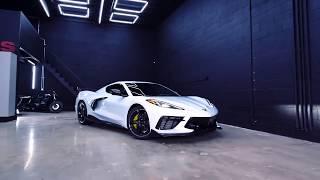 2020 Chevy Corvette C8 at BOLD CARS | Teaser