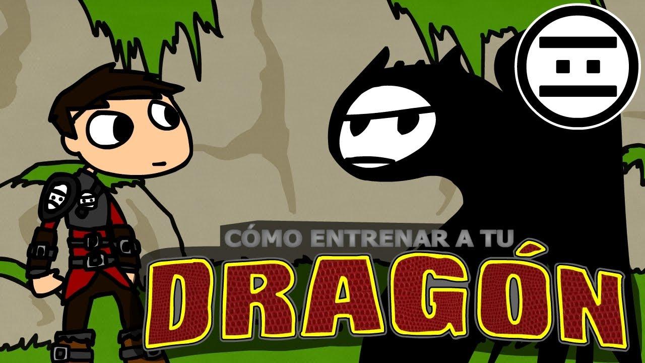 NEGAS - Cómo entrenar a tu Dragón
