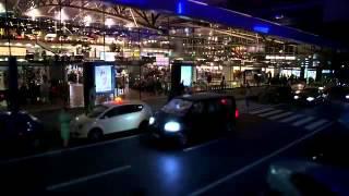 【ハンブルグ】ジオラマのミニチュア空港