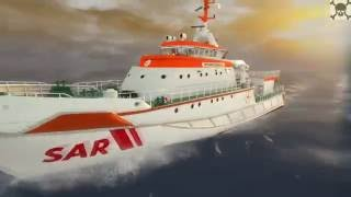 Ship Simulator: Maritime Search and Rescue | GamePlay PC 1080p