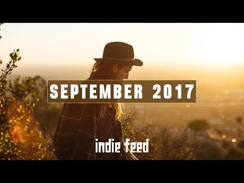 New Indie Folk; September 2017
