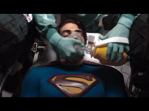 Superman dying | Superman Returns