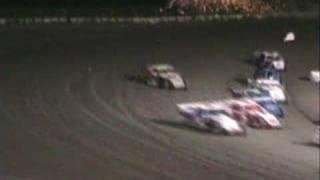 Devils Bowl Speedway - Troutman Crash