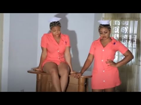 MY HUSBAND LEFT ME FOR A SEXY NURSE 2 - TRENDING NOLLYWOOD MOVIE