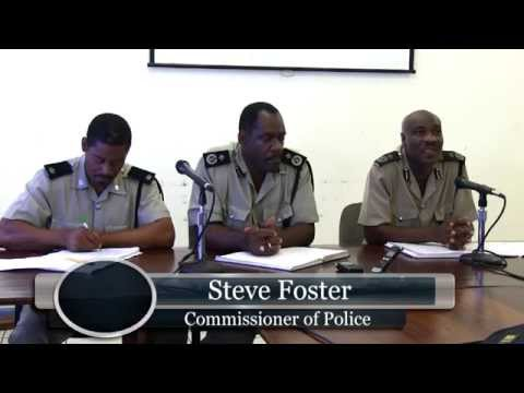 Police Press Conference (February  20, 2015)