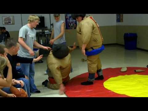 MGHS Post-Prom Sumo Wrestling