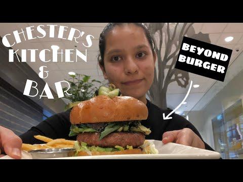 VEGAN IN MN | CHESTER'S KITCHEN & BAR | ROCHESTER, MN | #3