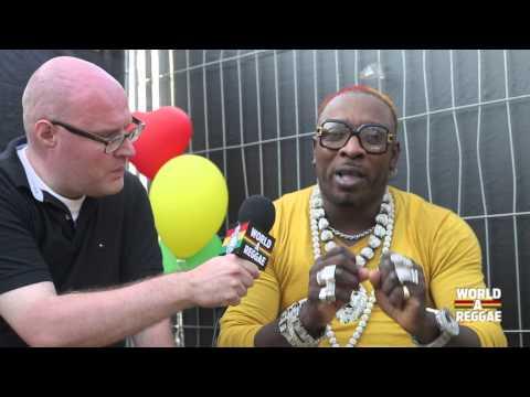 Interview Elephant Man at Reggae Sundance 2013 (NL) August 10, 2013 mp3