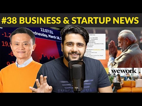 Business News #38| We Have Entered Recession IMF,Sensex, PM Cares Fund,Infosys,Jack Ma,Ola,Wework