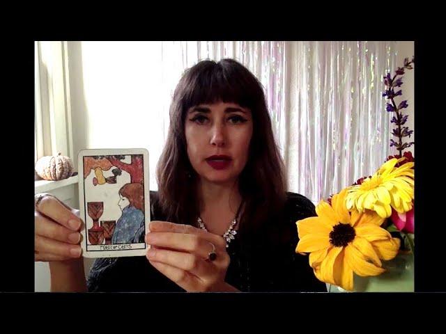 Scorpio New Moon Tarot - Ann Heideman