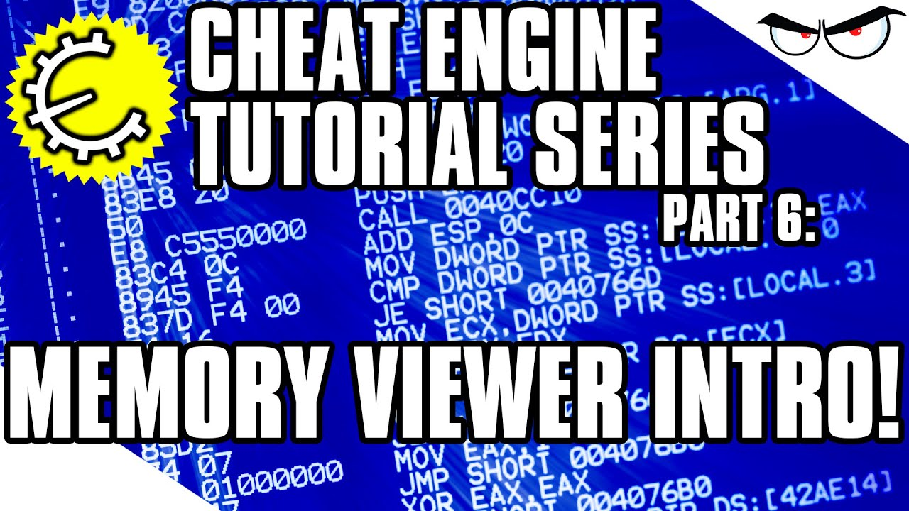Cheat Engine 6 4 Tutorial Part 6: How to Use Memory Viewer to Quickly Find  Values