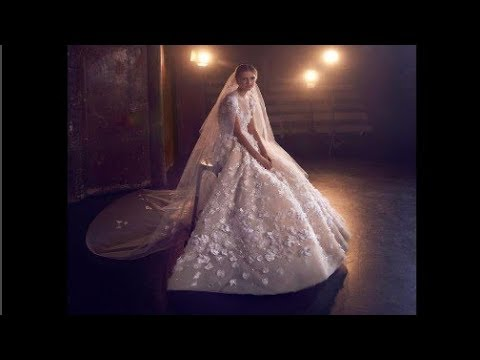 The ELIE SAAB Bridal Fall 2018 collection - YouTube