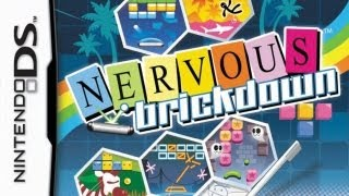 CGR Undertow  - NERVOUS BRICKDOWN review for Nintendo DS