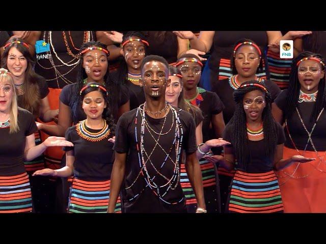 Varsity Sing-finaal: Anti-rassisme-medley