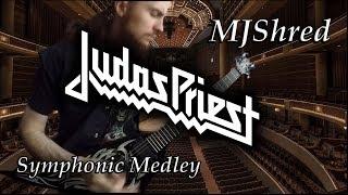 Judas Priest - Guitar Symphonic Instrumental Medley
