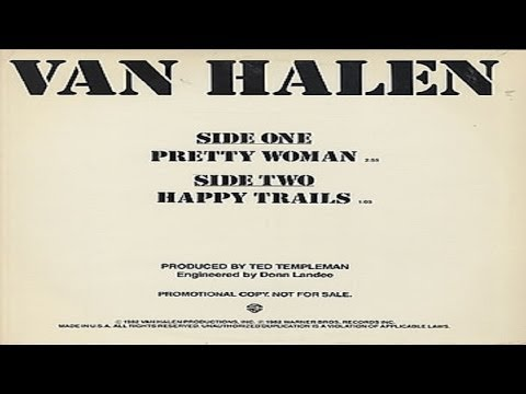 Van Halen - Happy Trails (1982) (Remastered) HQ