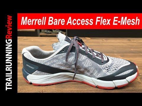 Merrell Bare Access Flex E-Mesh Preview