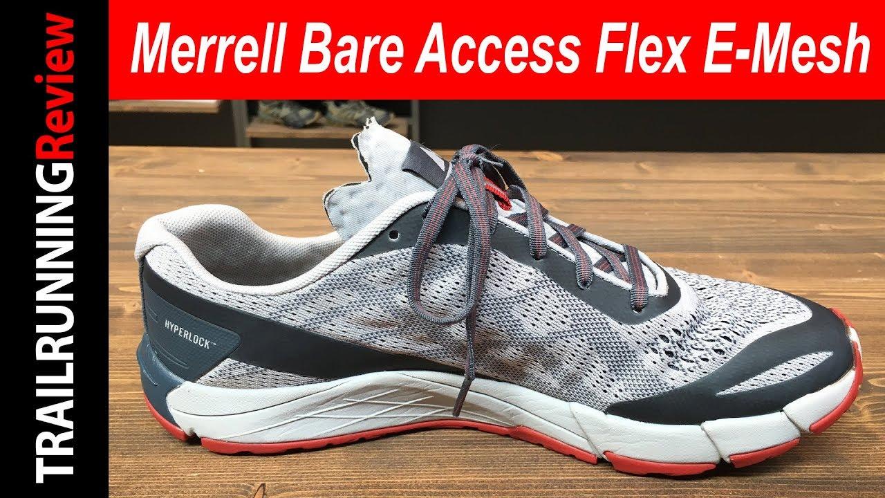 Merrell Bare Access Flex E-Mesh QWUccS