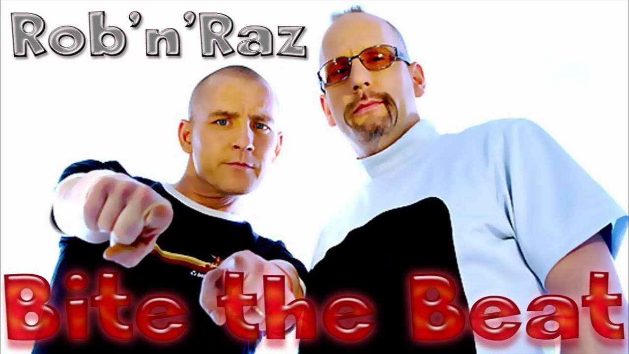Rob'n'Raz / Bite the Beat - YouTube
