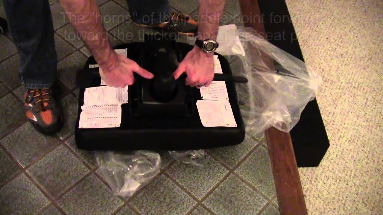 Markus Chair How To Assemble An Ikea Markus Office Chair Youtube