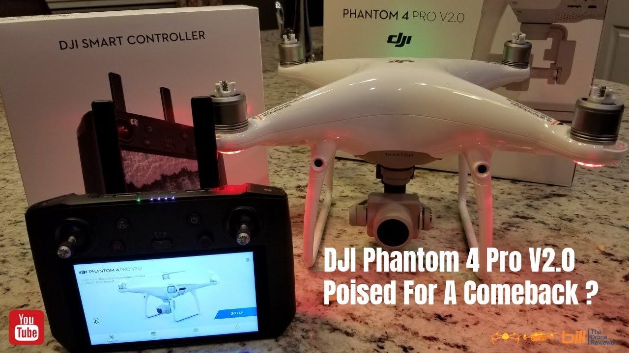 DJI Phantom 4 Pro V2 0 Poised For A Comeback ? - FPVTV