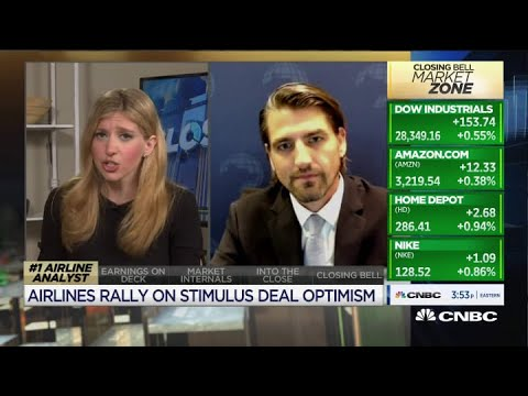 Top-ranked Airlines Analyst On Airlines And Fiscal Stimulus