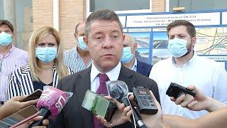 """Page sobre brote en Albacete: """"Hemos hecho pruebas a todo el mundo"""""""