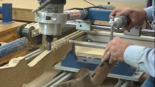 Repeat youtube video Gemini Gunstock Carving Duplicator