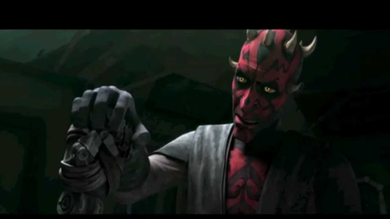 Star Wars The Clone Wars Season 5 Episode 14 Eminence ...