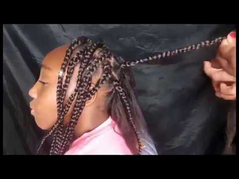 HOW TO: RUBBER BANNER BOX BRAIDS