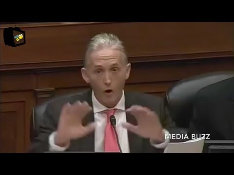 Trey Gowdy Confronts Comey on Fact that Hillary Clinton